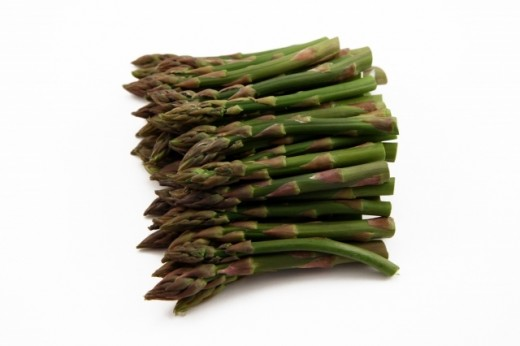 Asparagus is a good source of vitamin C and also has some Vitamin E; it is high in Riboflavin, Thiamin, Potassium and Iron. It is a good plant for Companion Planting.