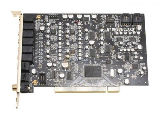 Ht Omega Sound Card  Image from www.newegg.com