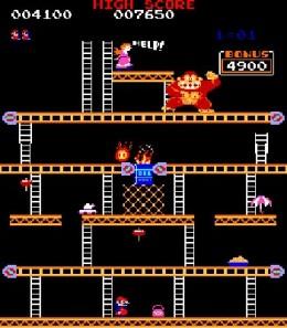 Donkey Kong, 1981