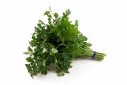 Parsley is full of Vitamins and Minerals, Iron, Sodium, Calcium and Magnesium. Helps to reduce symptoms of Arthritis, helps in treating anaemia cases and can be used as a general health tonic.