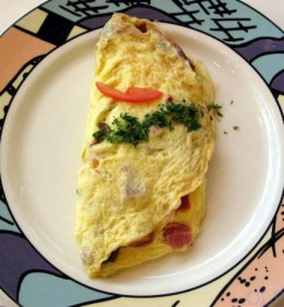 pasta omelete about-recipe.com