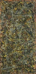 Jackson Pollock Dripped His Way to Modern Art Stardom
