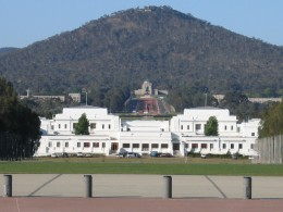 Old Parliament House, Canberra Australia