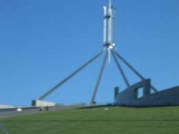 New Parliament House, Canberra, Australia