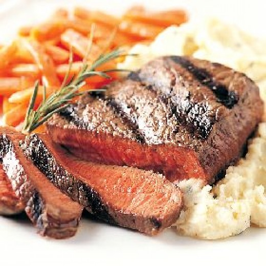 "Omaha Steaks has the marketing muscle but is the product worth the ""cost""?"