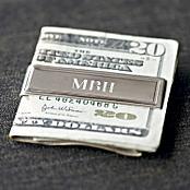 a little money;