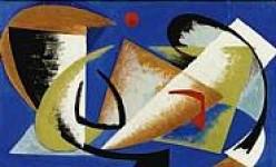 """Lee Krasner's """"Gouache No. 5"""" (1942)"""