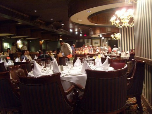 The Sterling Brunch also boasts an ambiance rare for a Sunday brunch buffet