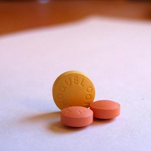 Seroquel 50 mg and 100 mg dosage