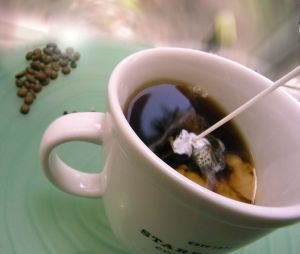 Adding homemade coffee creamer is a way to customize your coffee.