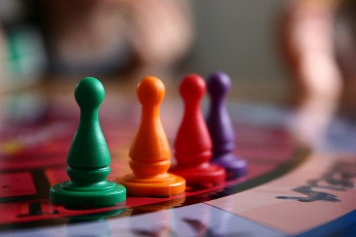 Playing family games - helps develop skills in each family member in the home - so that outside of the home they are better able to form good relationships.