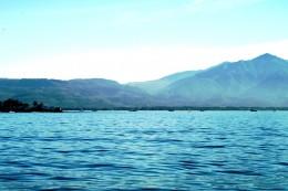 Mattanchen Bay in the Morning