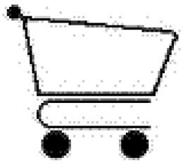 Shopping cart logo 2
