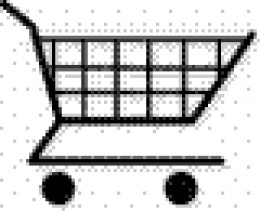 Shopping cart logo 4