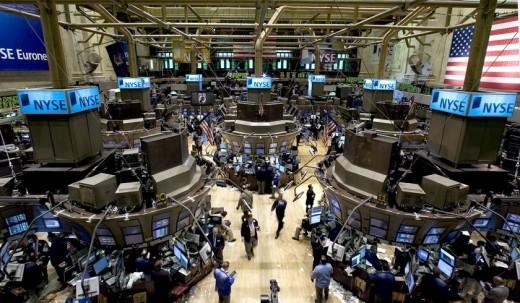 Hall -Newyork Stock Exchange