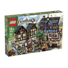 The LEGO Medieval Village set gives you a perfect setting for your Lego Medieval Sets!