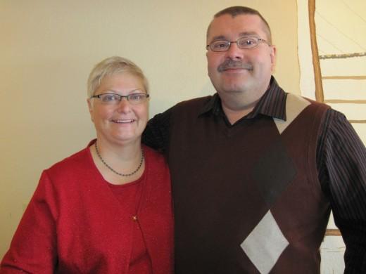 Ken & Rita Wolf, 12.20.09