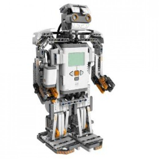 The LEGO Mindstorm NXT 2.0 is a great LEGO set where you can build your very own robot!