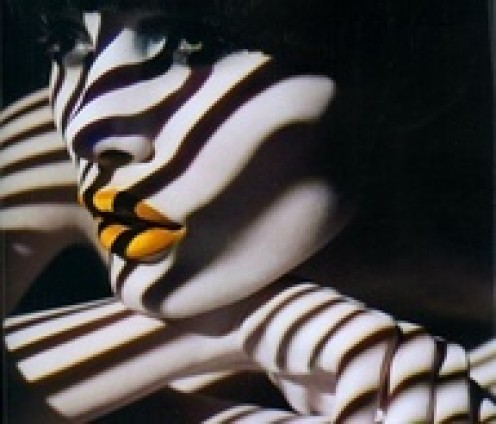 Once so familiar. A prisoner of zebra tones and now ransomed heart.
