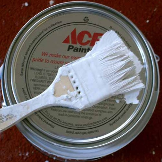 Photo of paint by basykes on flickr under Creative Commons 2.0.