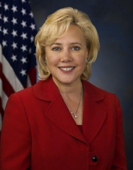Senator Mary Landrieu of Louisiana (Public Domain Photo Courtesy of WikiPedia.org http://en.wikipedia.org/wiki/File:Mary_Landrieu_Senate_portrait.jpg )