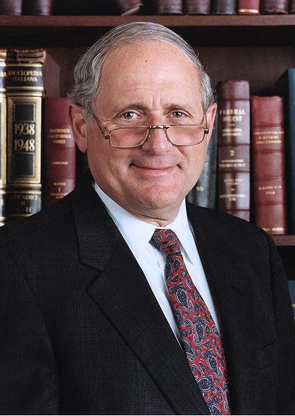 Senator Carl Levin of Michigan (Public Domain photo courtesy of WikiPedia.org   http://en.wikipedia.org/wiki/File:Carl_Levin_official_portrait.jpg  )