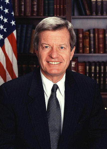 Senator Max Baucus of Montana (Public domain photo courtesy of WikiPedia.org  http://en.wikipedia.org/wiki/File:Max_S_Baucus.jpg )