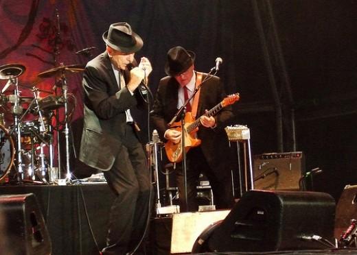 Leonard Cohen, Australia 2009