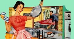 I don't want to be your 1950 Housewife
