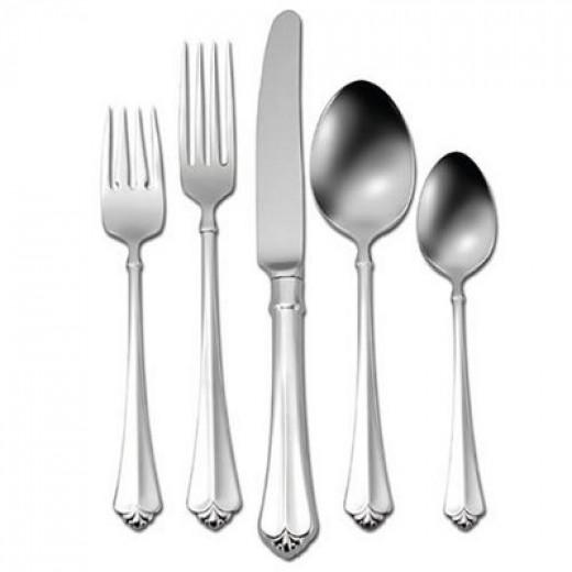 18 10 is best stainless steel flatware. Black Bedroom Furniture Sets. Home Design Ideas
