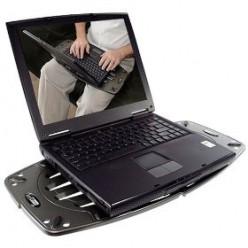 Futura Computer Desk Versatile and Functional for Lap or Desktop