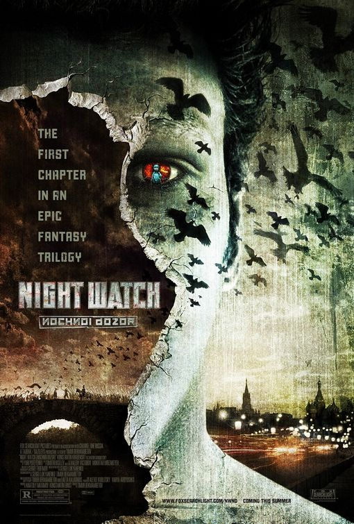 Nightwatch movie review, not a bad film, but nothing special.