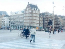 bike is the mode of tranpo in the city too and all over Netherlands