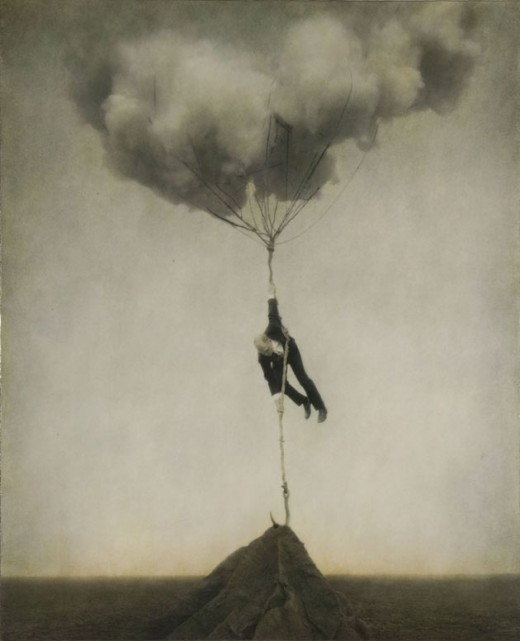 Photograph from Architect's Brother Series by Robert & Shana Parkeharrison