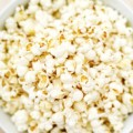 How To Make Healthier Popcorn