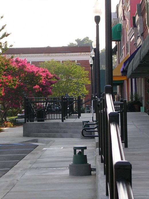 """Opelika: """"The improved sidewalks"""""""
