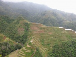 Banawe rice Terraces, Ifugao, Philippines
