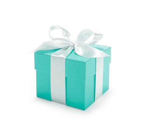 Tiffany Blue Box | Photo credit:  Tiffany & Co.