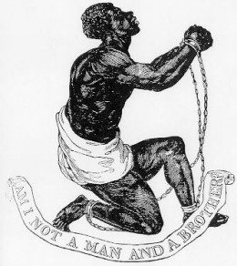 Seal of the Anti-Slavery movement