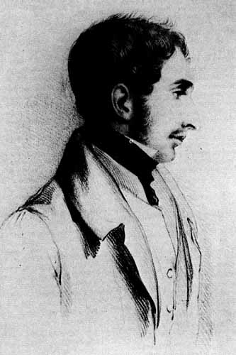 Capt. Robert FitzRoy aged about 25
