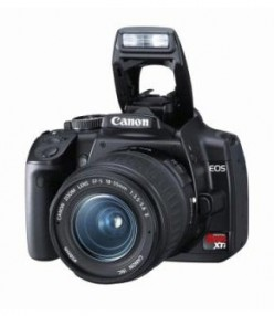 Canon Digital Rebel XT SLR