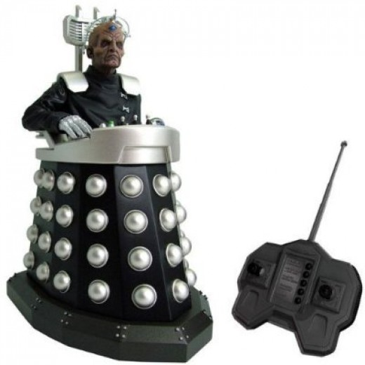 Remote control davros from Doctor Who.