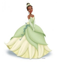 Disney Princess Tiana: The Princess and the Frog