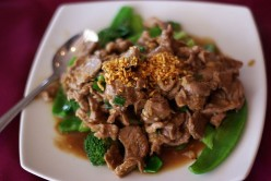 Thai Spicy Pork with Lime (Moo Manao) Recipe