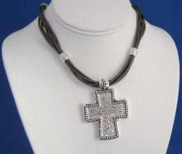 Designer Cross Pendant