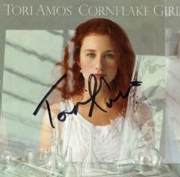 Tori Amos - Cornflake Girl signed