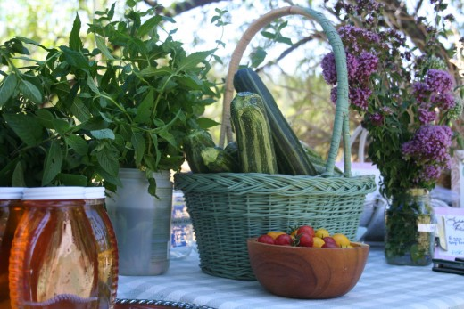 Look forward to your garden's bounty!