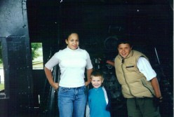 Alicia, James and Nick - Anchorage