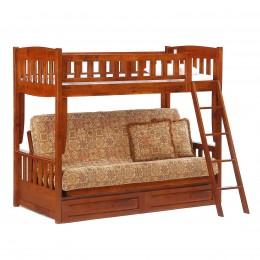 Wood Futon Bed