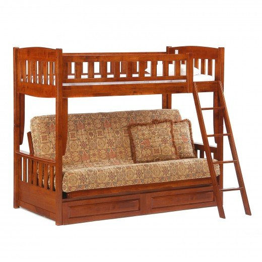 Wood Futon Bed